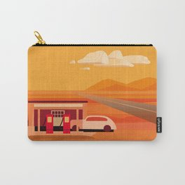 Tonapah Gas Station Carry-All Pouch
