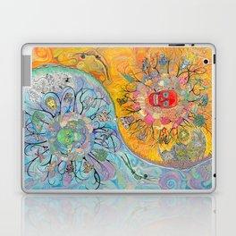 UNION, Suns and Moons Laptop & iPad Skin