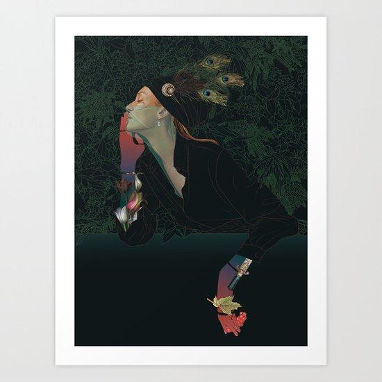 Roxelana (LE, 9 prints left) Art Print