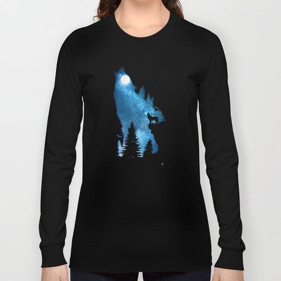 The Howling Wind Long Sleeve T-shirt