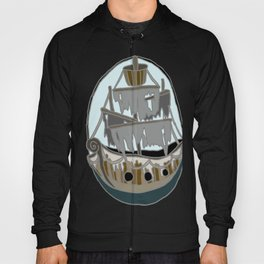 Ghost Ship Colour Hoody