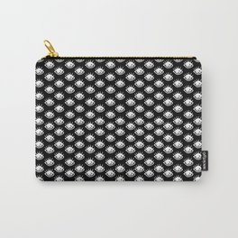 watch me!! (Black version) Carry-All Pouch