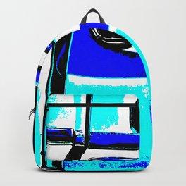 Chrome door handle Backpack