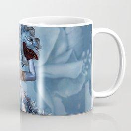 Manga Blue Dragon Coffee Mug