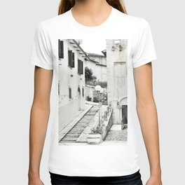 Old Italian city T-shirt