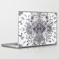 trippy Laptop & iPad Skins featuring Trippy by designbysyd