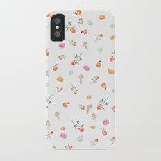 ROSES & MACARONS Slim Case iPhone X