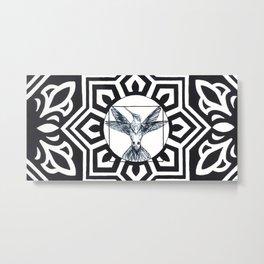 Sacred Bird Metal Print