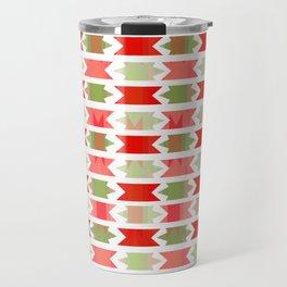 Fragments - Holiday Travel Mug