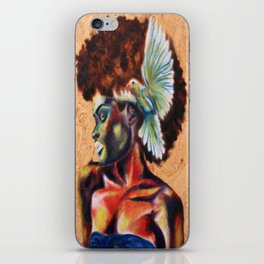 Birds the Word, pt 1 iPhone Skin
