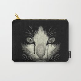 Weeping Cat Carry-All Pouch