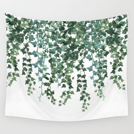 Ivy Vine Drop by histrionicole