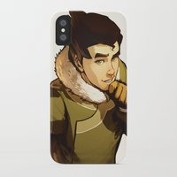 returns iPhone & iPod Cases featuring Bolin Returns by Caleb Thomas