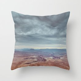 canyon country canyonlands national park Throw Pillow