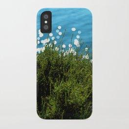 Buenos Días Mundo iPhone Case
