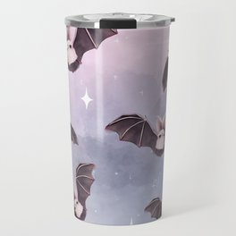 ✞ Bat ✞ Travel Mug