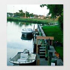 Guard Canvas Print