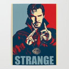 Obey Strange doctor Poster