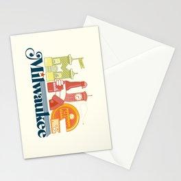 MKE ~ Milwaukee, WI Stationery Cards