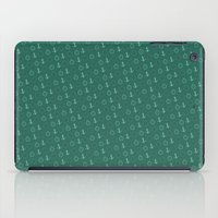 marine iPad Cases featuring Marine by Jessie Serafim