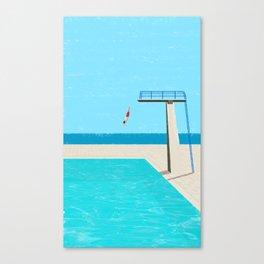 pool-4 Canvas Print