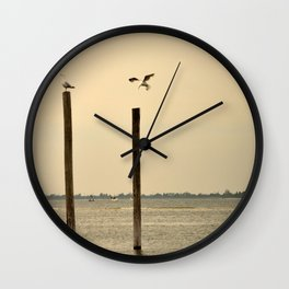 (Im)Patiently Waiting Wall Clock