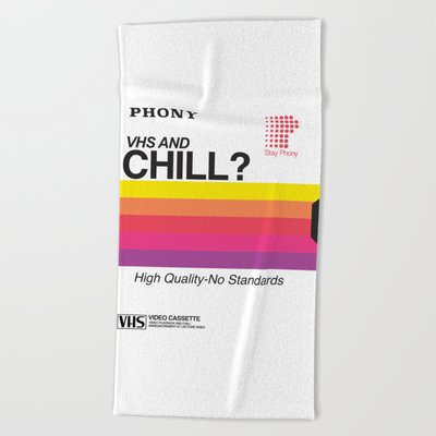 VHS and Chill