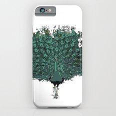 Peacock -blue Slim Case iPhone 6s