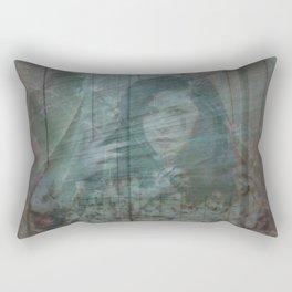 Lisa Marie Basile, No. 95 Rectangular Pillow