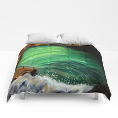 Over the falls Comforters