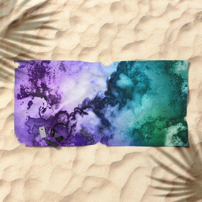 γ Tarazet Beach Towel