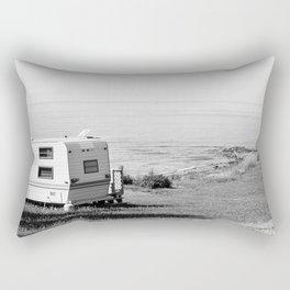 la fin des terres 8 Rectangular Pillow