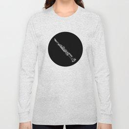 Soprano Sasophone Long Sleeve T-shirt