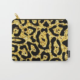 Leopard seamless pattern. Animal print. Carry-All Pouch