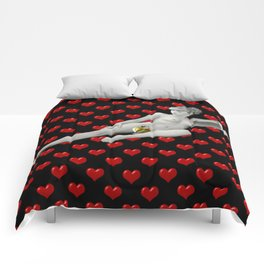 I Give You My Heart Comforters