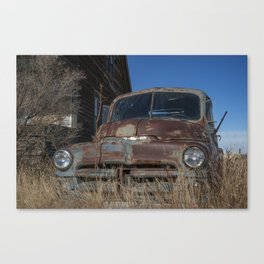 Major Farm 2 Canvas Print