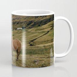 The Saksun Horse Coffee Mug