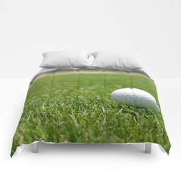 Golf Ball Comforters