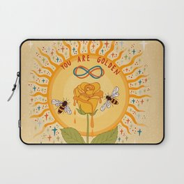 You are golden Laptop Sleeve