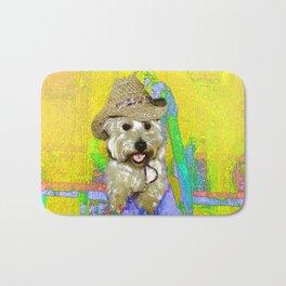 West Highland White Terrier - Ready To Go? Bath Mat