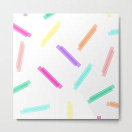 LINA ((party mix)) Metal Print