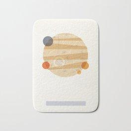 Jupiter I Bath Mat