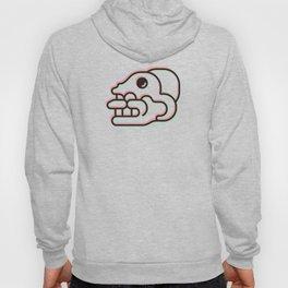 Monkey Skull - Aztec Glyph Hoody