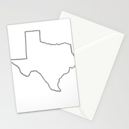 I messed with Texas Stationery Cards