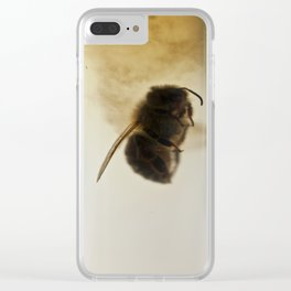 Bee I Clear iPhone Case
