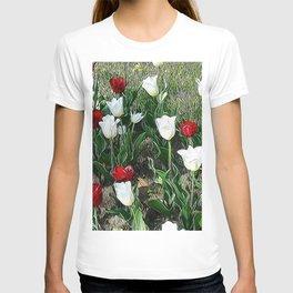 JC Floral Art 06 T-shirt