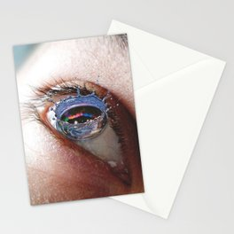 Droplet Like Its Hot Stationery Cards