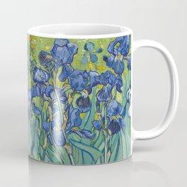 "Vincent Van Gogh ""Irises"" Coffee Mug"