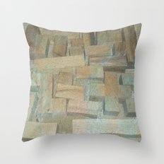 Mosaik 1.1 Throw Pillow