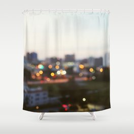 Gulf Coast Evening Shower Curtain